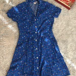 Flower Gap mini dress